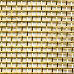 brass wire mesh - 1mm holes, 0.5mm wire
