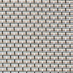 stainless steel wire mesh - 1mm holes, 0.5mm wire